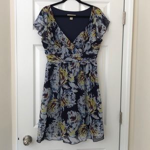 Jonathan Martin sz 10 floral dress